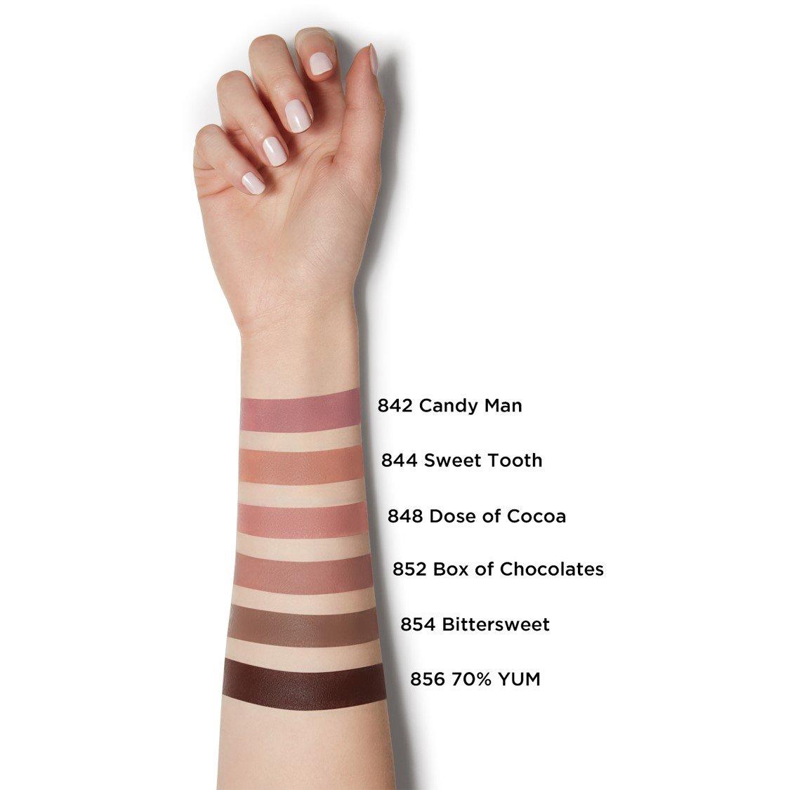 6c0ca44ef3c Amazon.com : L'Oreal Paris Cosmetics Infallible Pro Matte Les Chocolats  Scented Liquid Lipstick, Dose of Cocoa, 0.21 Fluid Ounce : Beauty