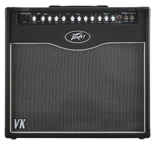 Peavey Valveking Guitar Amplifier - Peavey 03608760 ValveKing II 50 Guitar Amplifier Combo