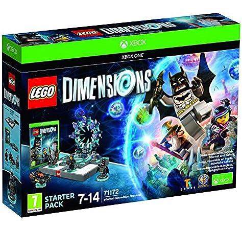 Lego Dimensions Starter Pack - Xbox One [Importación Italiana ...