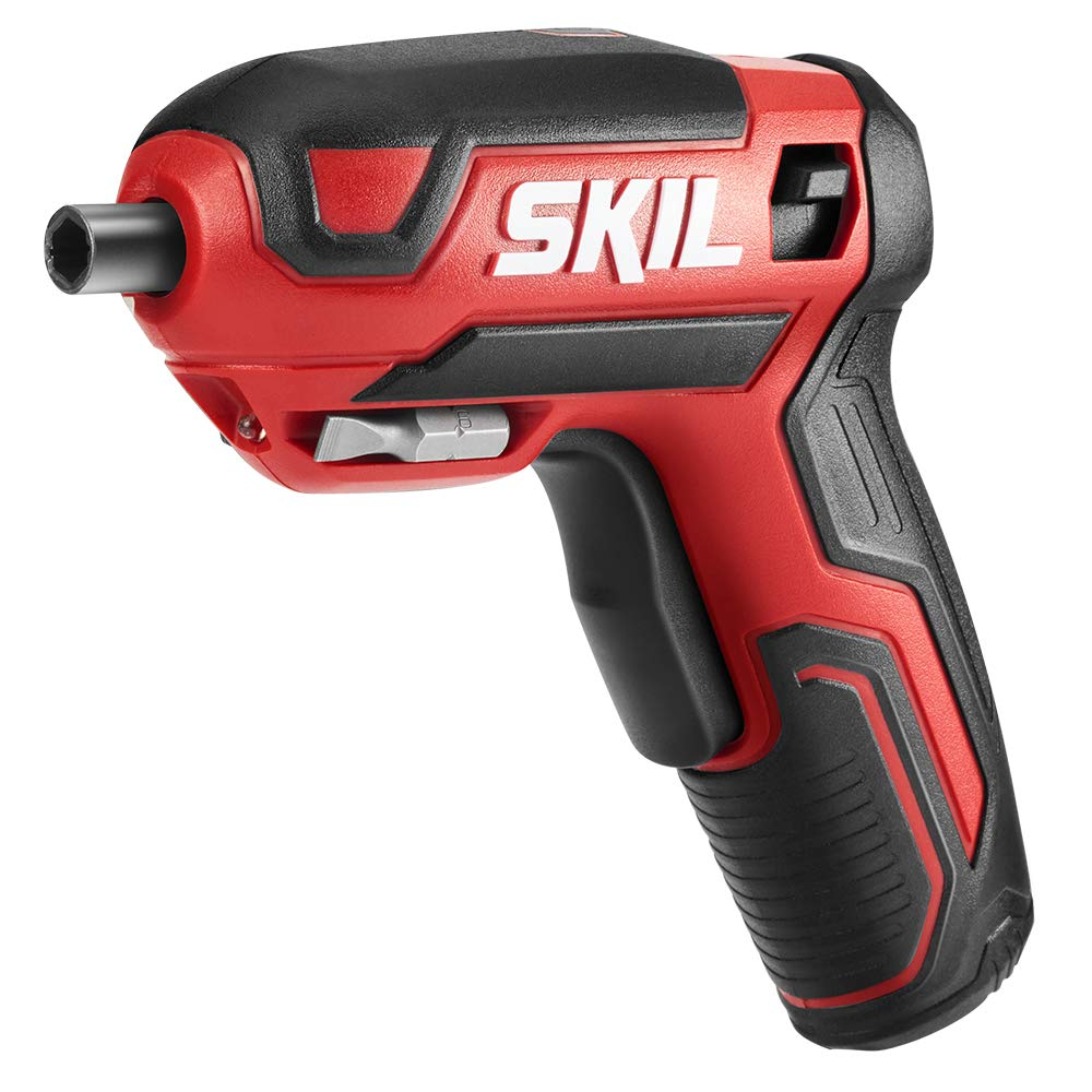 SKIL Rechargeable 4V Cordless Screwdriver - SD561801 by Skil (Image #5)