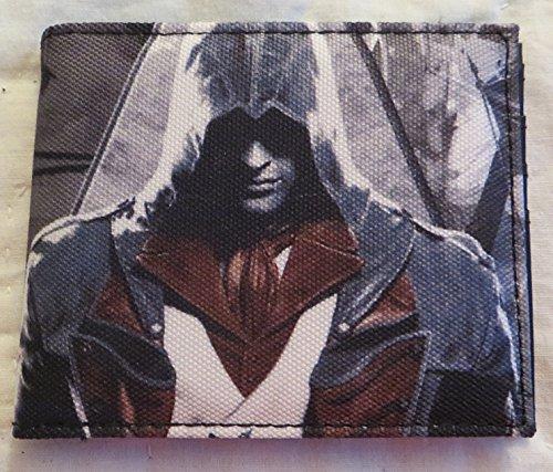 Assassin's Creed Unity Arno Dorian Bi-fold Wallet]()