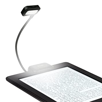 iKross LED Luz, LED Luz Clip, LED Lámpara, Luces de Lectura ...