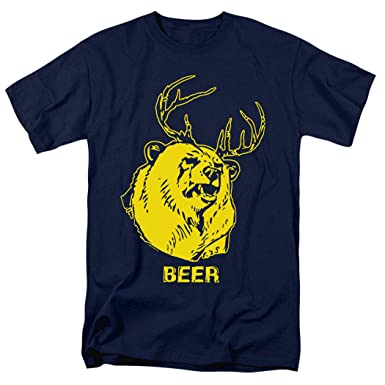 f1c3d7be2 It's Always Sunny in Philadelphia Beer T Shirt & Exclusive Stickers (Small)  Navy