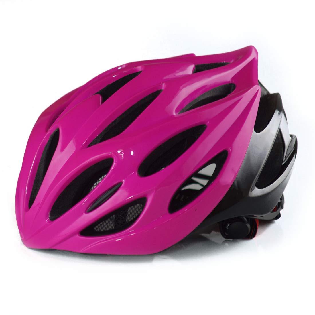 Nekovan 屋外自転車愛好家に適した自転車安全ヘルメット自転車乗馬ヘルメット (Color : A4, サイズ : L) Large A4 B07QHSKC7F