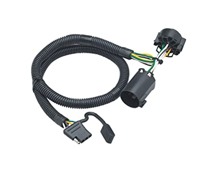 Amazon.com: Hidden Hitch Tekonsha 118384 T-One Connector Assembly ...