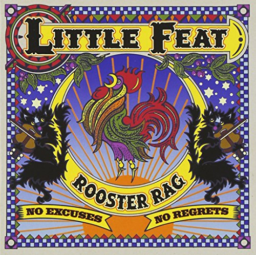 Rooster Rag (Little Roosters)