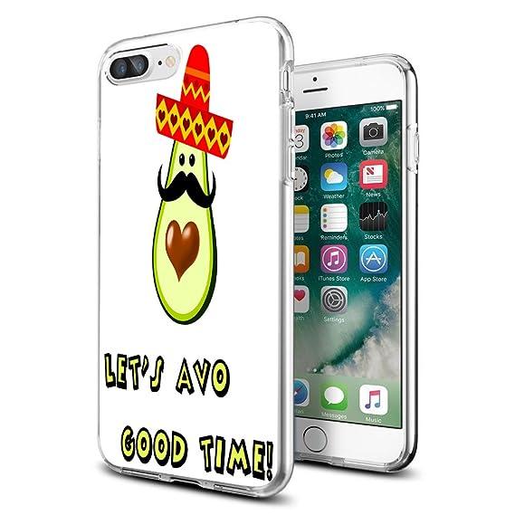 avocado iphone 7 plus case