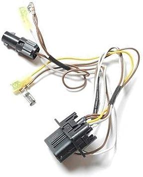 [SCHEMATICS_48IS]  Amazon.com: Compatible with Mercedes-Benz E430 E320 W210 2108203761 Headlight  Wire Harness Repair Kit: Automotive | Mercedes Benz 2000 E320 Headlight Wiring Harness |  | Amazon.com