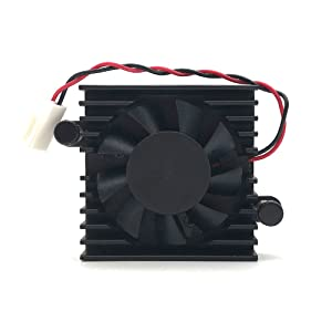 Heatsink fan for DaHua DVR Fan,HDCVI Camera Fan,DAHUA DVR 5V motherboard fan, 5V DAHUA Fan, 2Wire 2Pin Cooler Fan (shell fan)