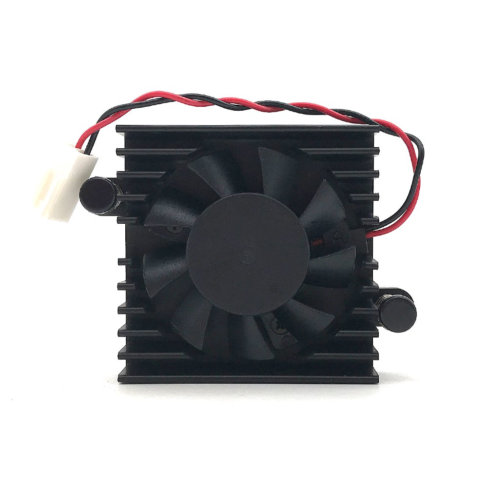 Heatsink fan for DaHua DVR Fan,HDCVI Camera Fan,DAHUA DVR 5V motherboard fan, 5V DAHUA Fan, 2Wire 2Pin Cooler Fan (shell fan) by Sungee