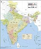 India Map [Printed on Vinyl]