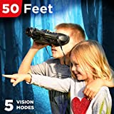 Spy Net Ultra Vision Night Goggles, See Up To 50