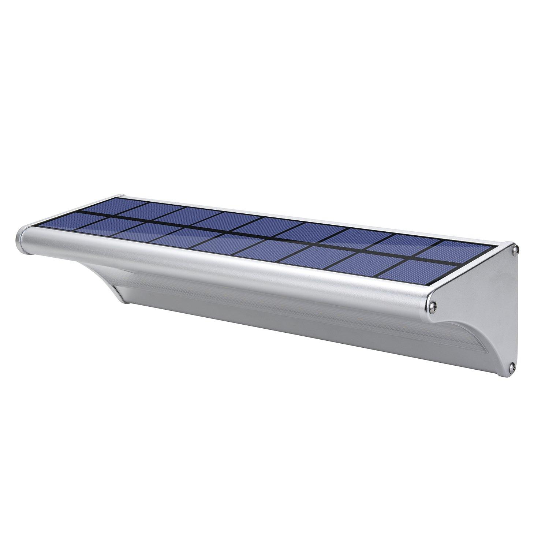Hiomu Super Bright Solar Lights Outdoor Motion Sensor 1100 ...