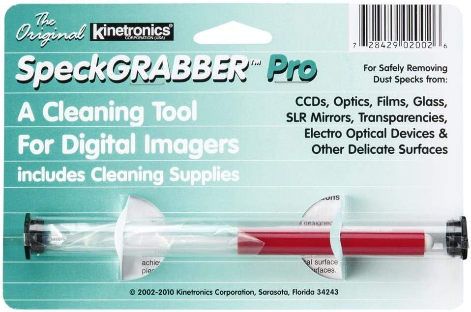 Kinetronics Speckgrabber Pro Sgp Kamera