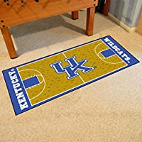 Team Fan Gear Fanmats Kentucky Basketball Court Runner 30x72 NCAA School -8262