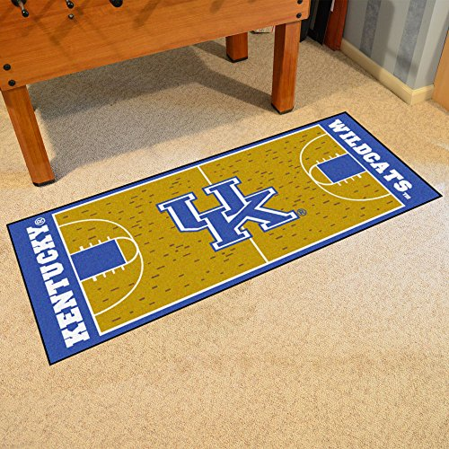 (Fan Mats 8262 UK - University of Kentucky Wildcats 30