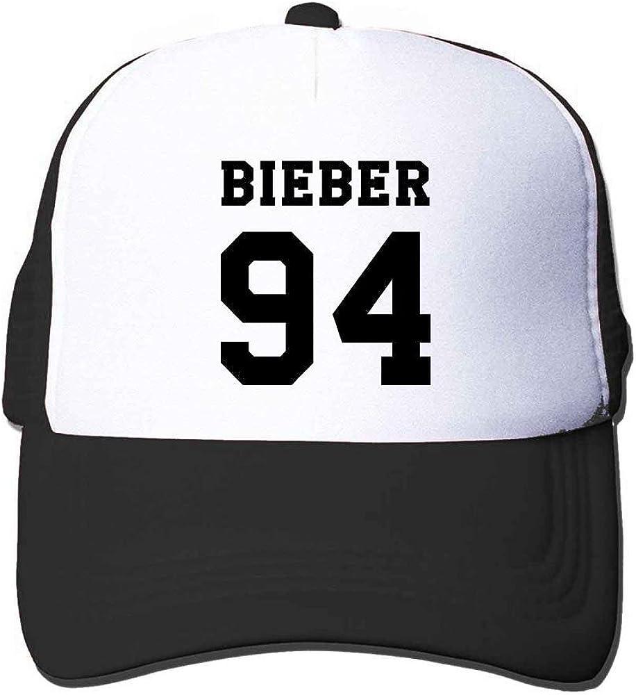 Custom Justin Bieber no Trucker gorro sombrero de sol, color ...