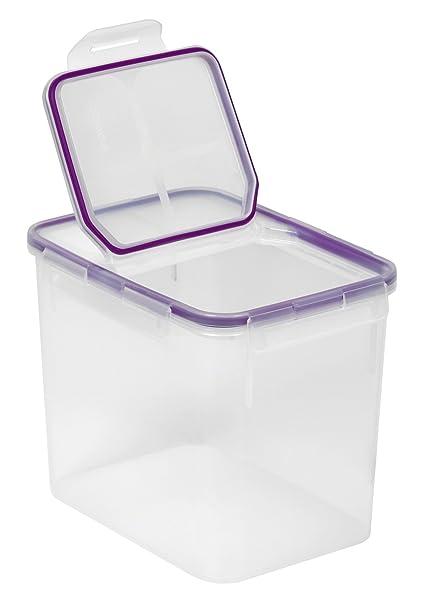 Snapware 17 Cup Airtight Flip Storage Container, Plastic