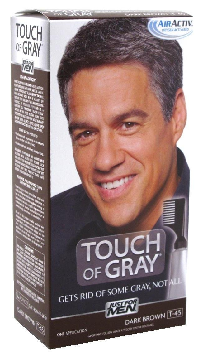 Just for Men Touch of Gray Hair Treatment, T-45