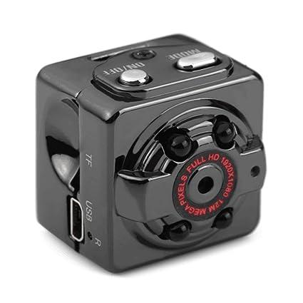 sansnail sq8 Mini cámara Full HD 1080p Voice Recorder infrarrojos visión nocturna Sensor de movimiento DV