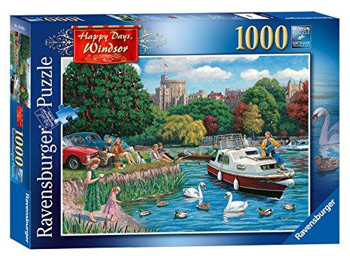 - Ravensburger Happy Days - Windsor 1000pc Jigsaw Puzzle