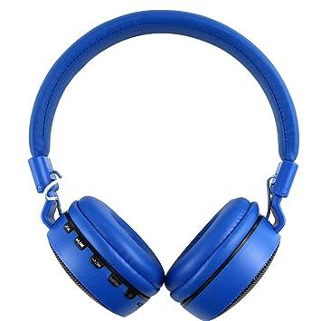 SH-RuiDu Direct Store Auriculares Plegables de Bluetooth, turbina ...