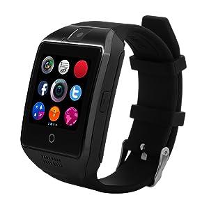 Smartwatch CHEREEKI Smart Watch Reloj Inteligente Bluetooth Smartwatch Teléfono Inteligente...