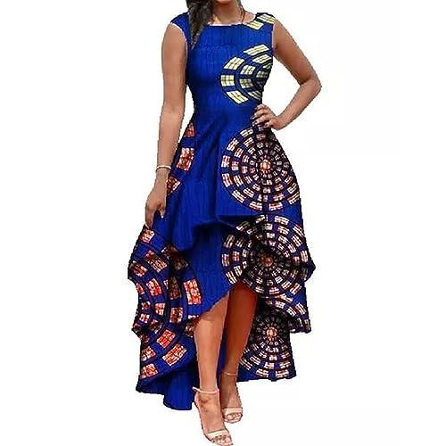 African Formal Dress: Amazon.com