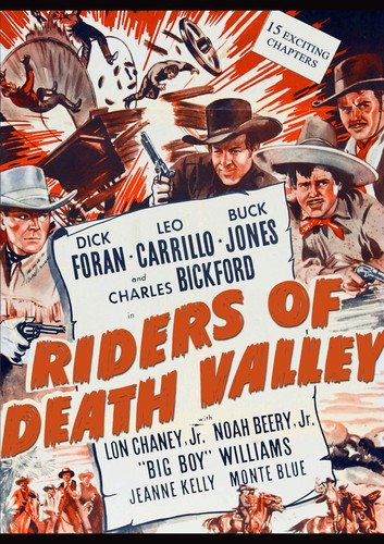 DVD : Dick Foran - Riders Of Death Valley (DVD)