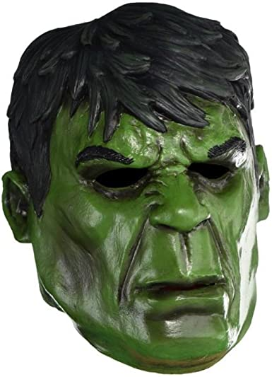 Deluxe Smart Hulk Mens Adult Marvel Superhero Halloween Costume