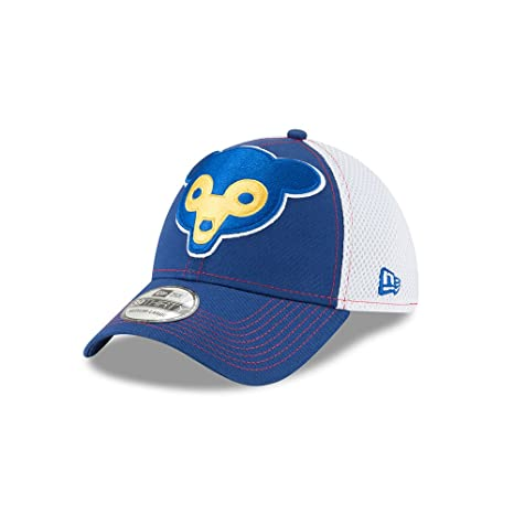 Image Unavailable. Image not available for. Color  New Era Chicago Cubs  Mega Team Neo 2 39THIRTY Flex Fit Hat Cap 83fc177ab10b