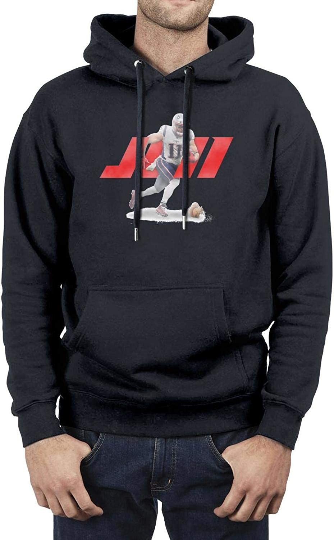 Mens Fashion Hoodies Vintage Long Sleeve Sweatshirt Graphic Unique Pocket Sports Top