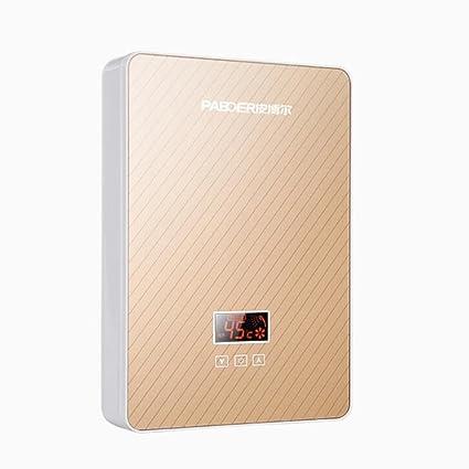 LJ Calentador de agua eléctrico de 5.5KW 220V que es de tipo caliente Máquina de