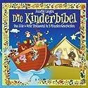 Die Kinderbibel: Das Alte & Neue Testament in 5-Minuten-Geschichten Hörbuch von Annette Langen Gesprochen von: Wolfgang Rositzka
