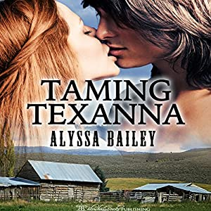 Taming Texanna Audiobook