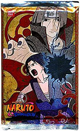 Naruto Shippuden Card Game Shattered Truth Booster Pack (10 ...