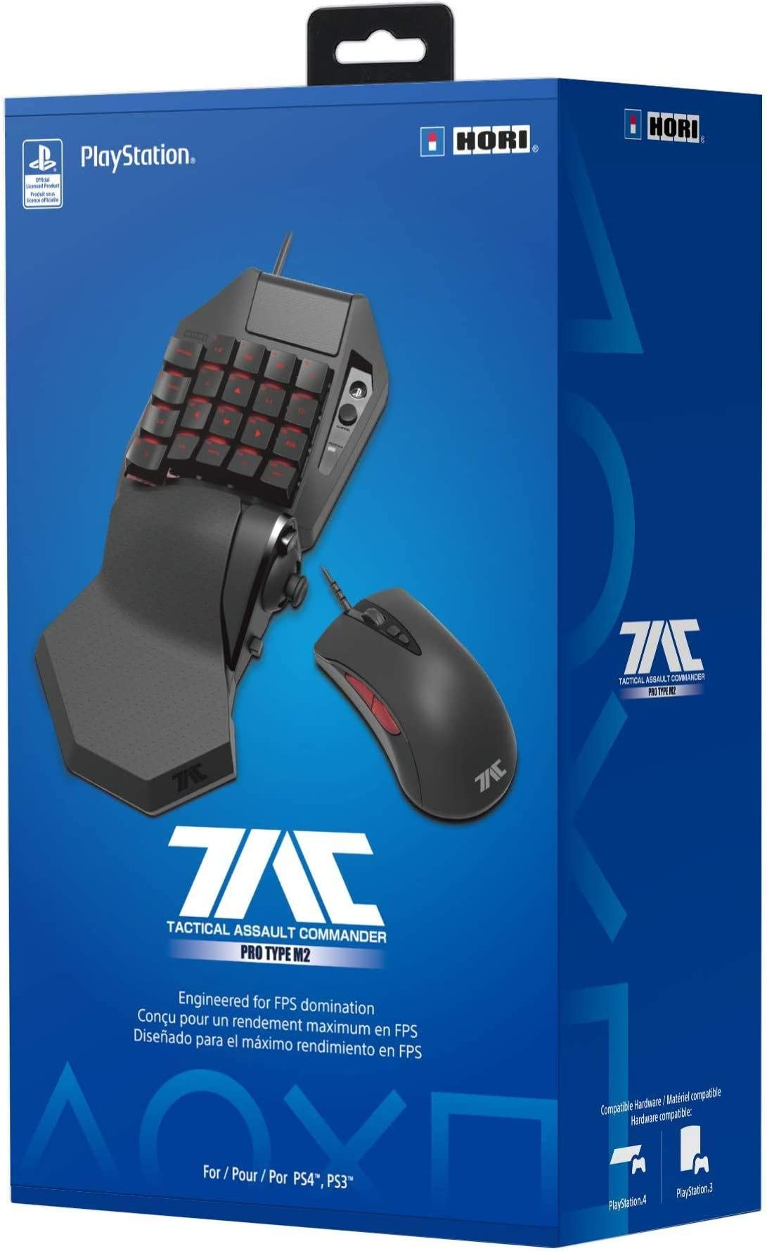 Keypad Y Mouse Hori Playstation 4 Tac Pro Type M2