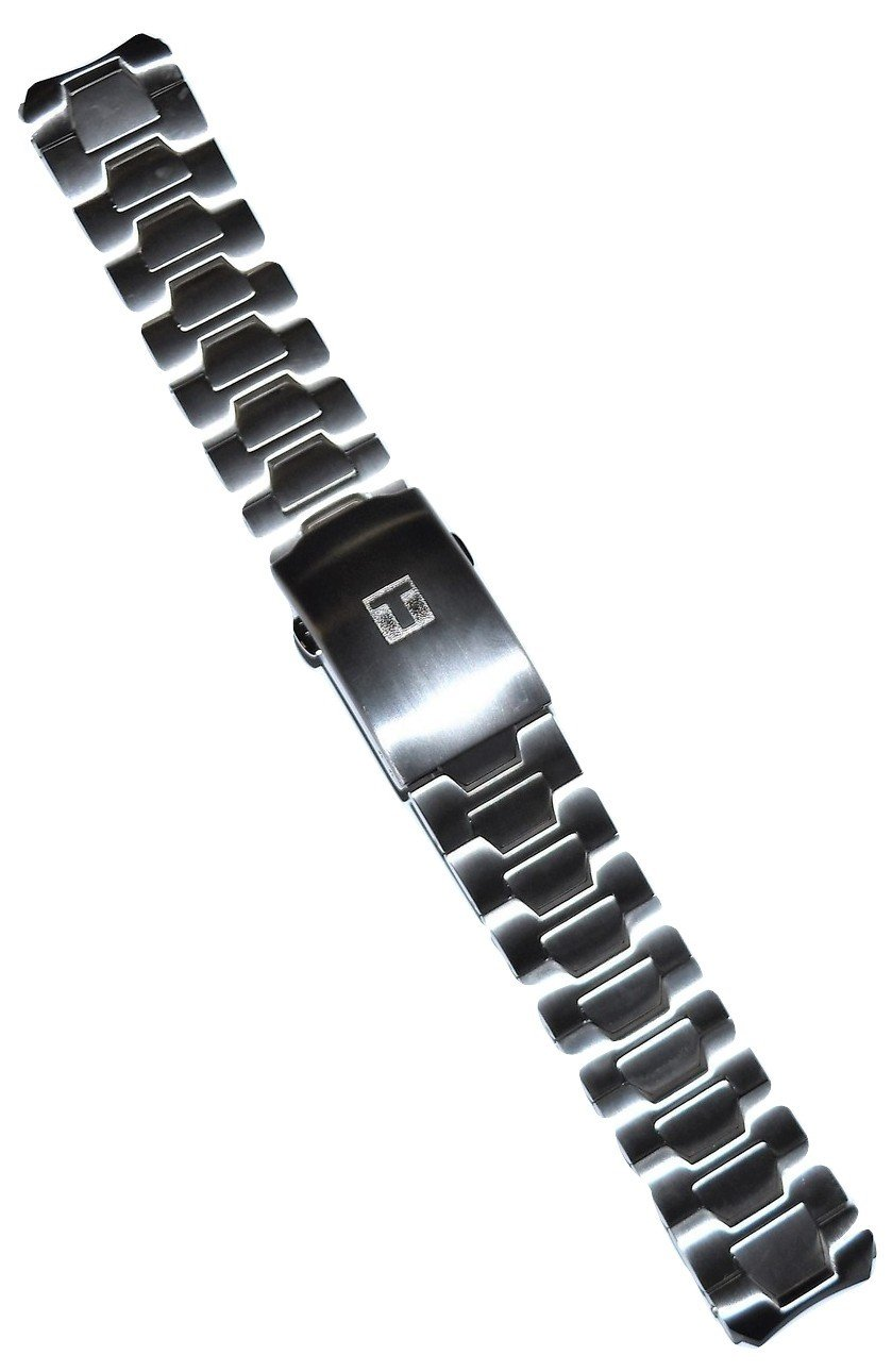 Tissot T-Touch II & Expert Titanium Watch Bracelet Band [CHECK FOR T013420A or T047420A ON THE BACK OF WATCH] by Tissot (Image #1)