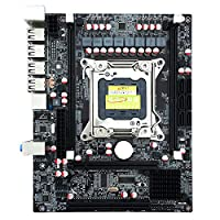 Ocamo X79 LGA2011 Pin All Solid Capacitors Support E5-2670 2650 Eight-core CPU Computer Motherboards