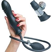 Tapón anal hinchable con látex de Super Expert