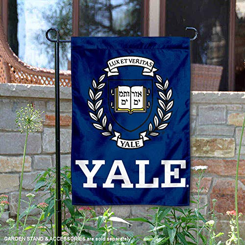 College Flags and Banners Co. Yale Bulldogs Coat of for sale  Delivered anywhere in USA