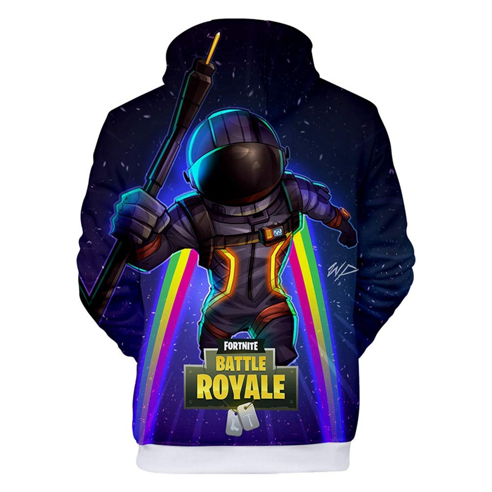 Fortnite Victory Royale Kids Hoodies Girls Boys Sweatshirt Clothing