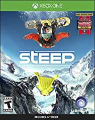 Ride the massive open world of the Alps, where the powder is always fresh and the run never ends. Defy and master the world's most epic mountains on skis, wingsuits, snowboards, and paragliders. Go solo or drop in side by side with other play...