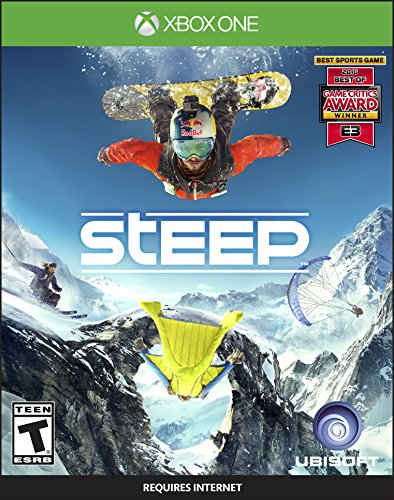 Steep - Xbox One (Best Xbox One Games)