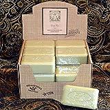 Cheap Case of 18 Pre de Provence Green Tea 150 gram shea butter large soap bars