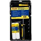"""Purdy 6.5 Roller Kit """"de White Dove Jumbo Mini Paint"""