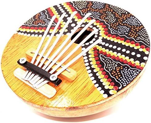 Kalimba, karimba, sanza, instrumento musical aborigen, guitarra y ...