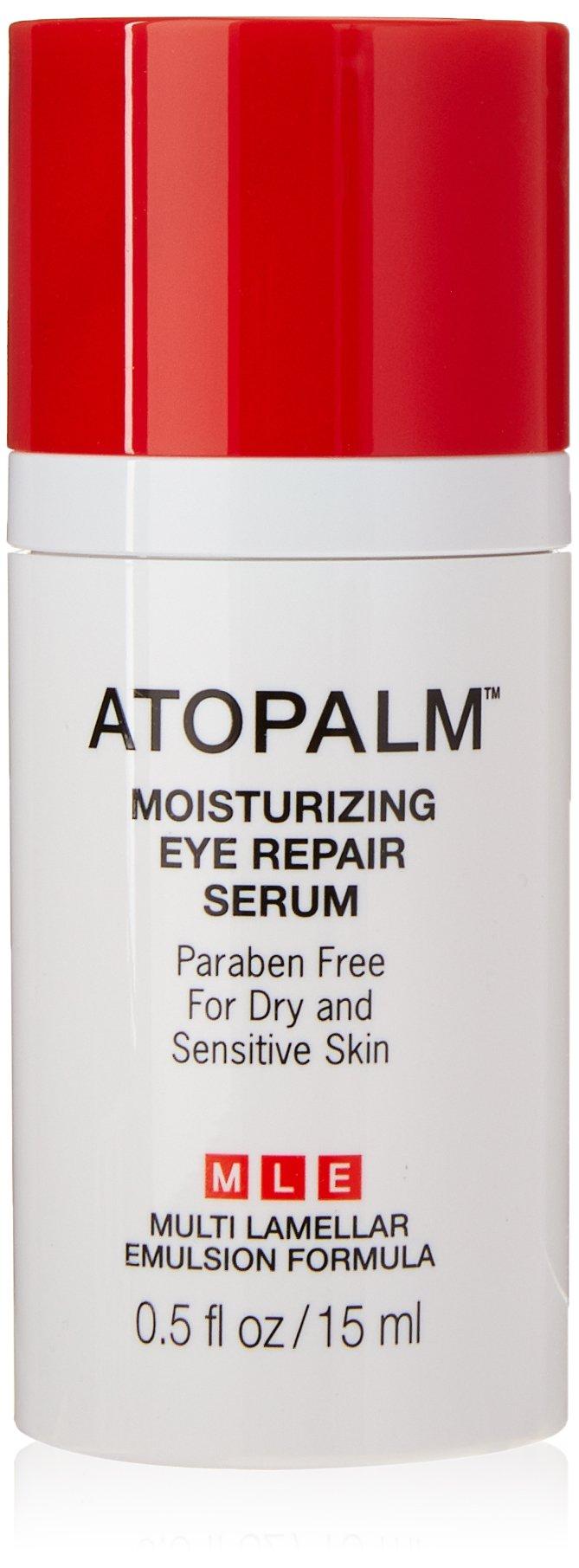 Atopalm Moisturizing Eye Repair Serum, 0.5-Ounce