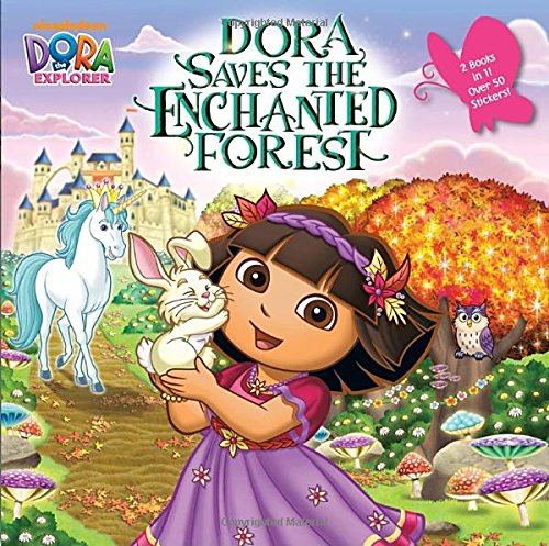 Dora Saves the Enchanted Forest/Dora Saves Crystal Kingdom (Dora the Explorer) (Pictureback(R)) pdf