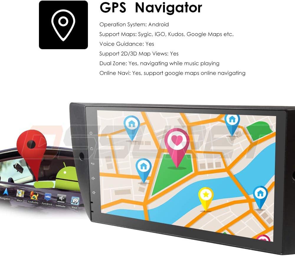 Android 9.0 Radio Bluetooth Apto para BMW 3 Series E90 / E91 / E92 ...
